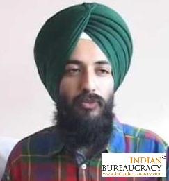 Harsimran Singh IAS