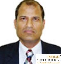 Indever Pandey IAS