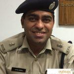 Jatin Narwal IPS