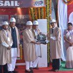 PM dedicates modernized Bhilai Steel Plant