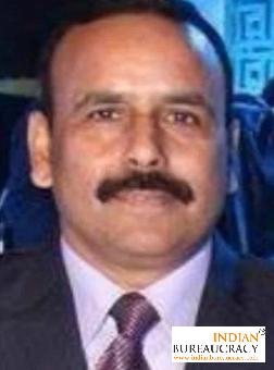 Prabhanshu Kumar Srivastava IAS