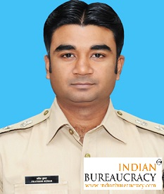 Prateesh Kumar IPS