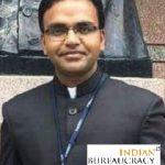 Ravindra Goswami IAS