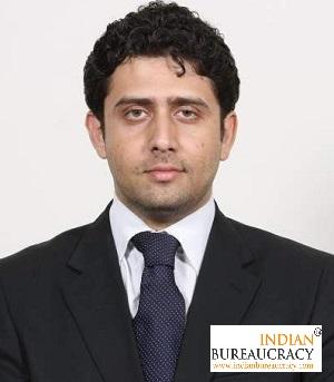 Richie Pandey IAS appointed SDO- Mahua, Vaishali District