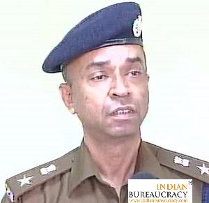 Shibesh Singh IPS