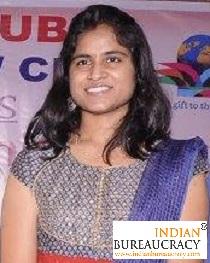 Valluru Kranthi IAS