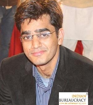 Yogesh Choudhary IAS