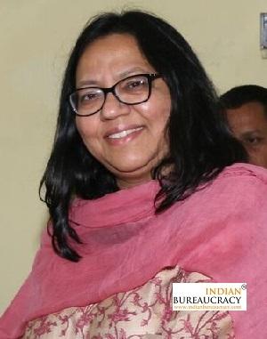 Alka Upadhyaya IAS
