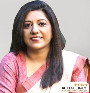 Anju Sharma IAS