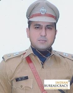 Barhat Rahul Manhardan IPS