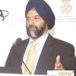 Bhupinder Singh Bhalla IAS