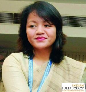 Christina Z Chongthu IAS