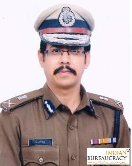 Dharam Chand Jain IPS
