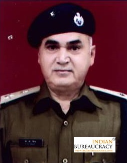 Dusht Daman Singh IPS