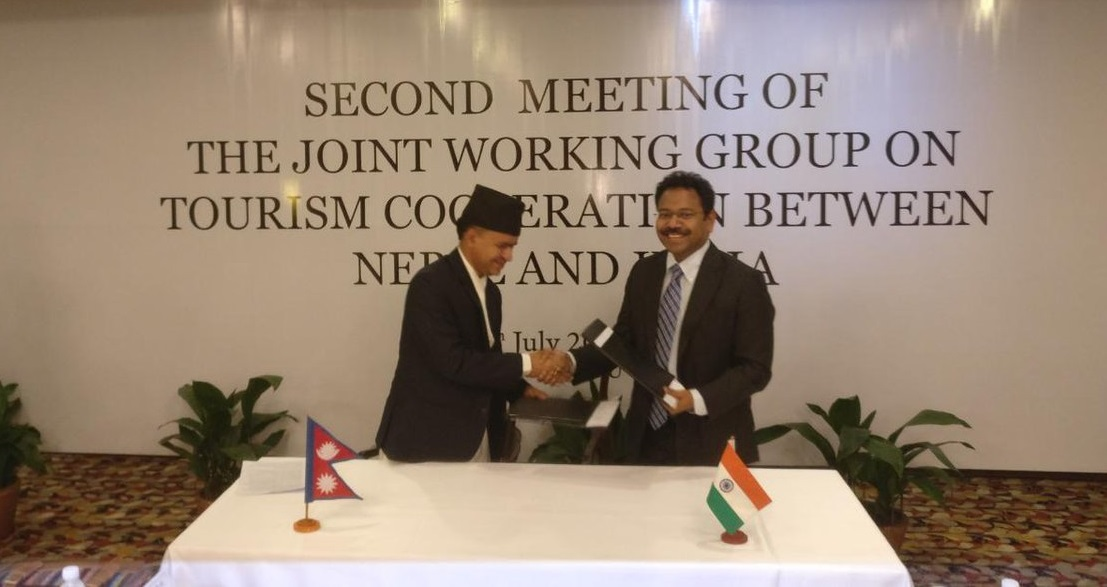 India and Nepal to jointly promote tourism