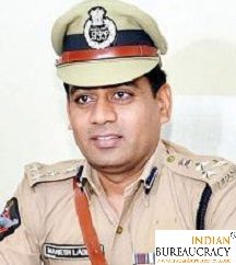 Mahesh Chandra Laddha IPS