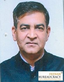 Maman Singh Yadav IPS