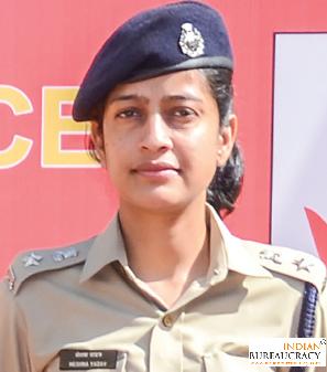 Meghna Yadav IPS