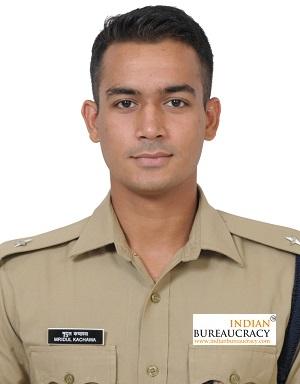 Mridul Kachawa IPS
