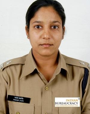 Param Jyoti IPS