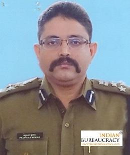 Prafulla Kumar IPS