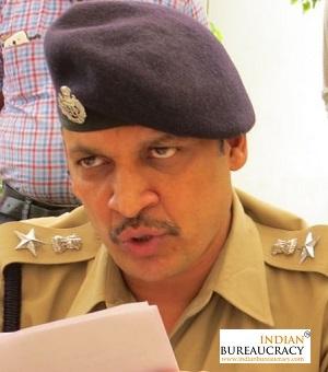 Rajendra Prasad Goyal IPS