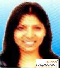 Rupanjali Karthik IAS