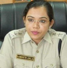 Sangeeta Kalia IPS