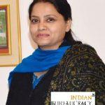 Sarita Chauhan IAS