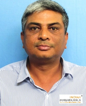 Shishir Shrivastava IRS