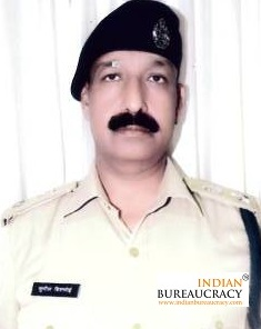 Sunil Kumar Vishnoi IPS