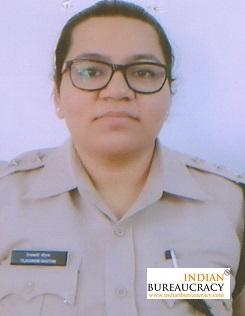 Tejaswani Gautam IPS