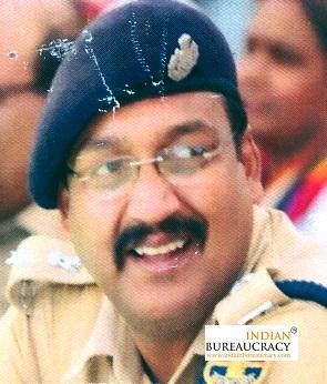 Vikas Kumar IPS