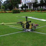 10Kg Helicopter UAV