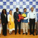 Ambassador of Ivory Coast visited NRDC