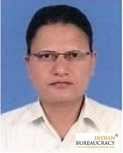 Amit Singh Bansal IAS