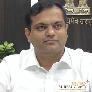 Shri Aravind Agrawal ,IAS