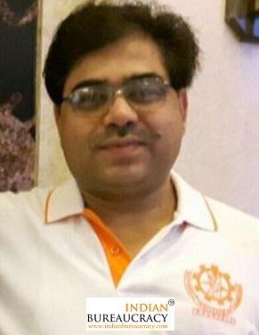 Bijoy Bihari Mohapatra IRS