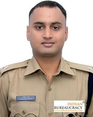 Lokender Singh IPS
