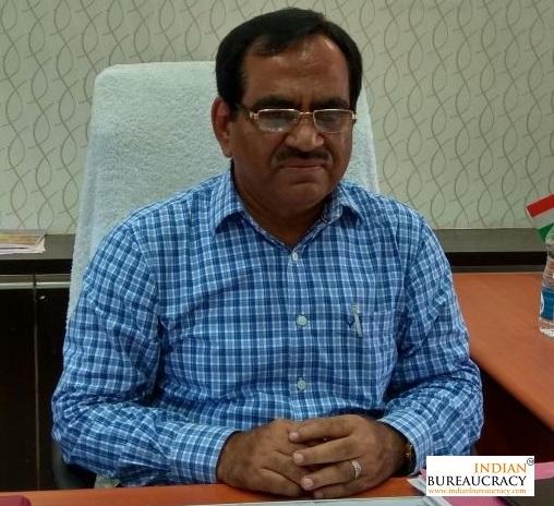 Madhusudan Mishra IAS
