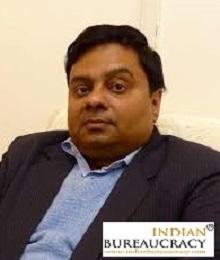 Manoj Kumar Dwivedi IAS