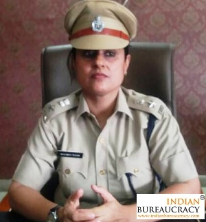 Naazneen Bhasin IPS