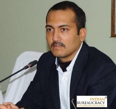 Patil Prashant Jeevan IAS