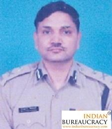 Raj Kumar Viswakarma IPS