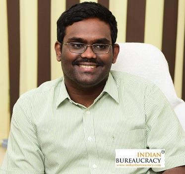 Rajeevgandhi Hanumanthu IAS