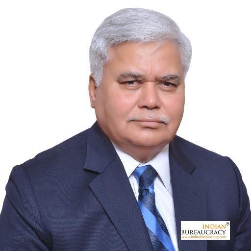 Ram Sewak Sharma IAS