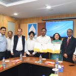 SJVN Sign MOU with HelpAge India