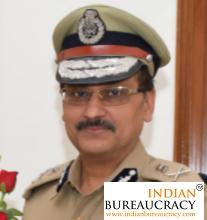 Shashi Bhushan Kumar Singh IPS