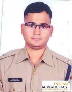 Akhilesh Kumar Chaurasia IPS