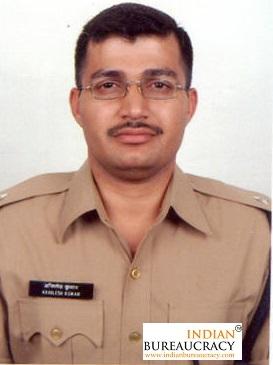 Akhilesh Kumar IPS